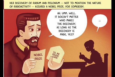IYPT Comic – Radium part 2 – Frame 4